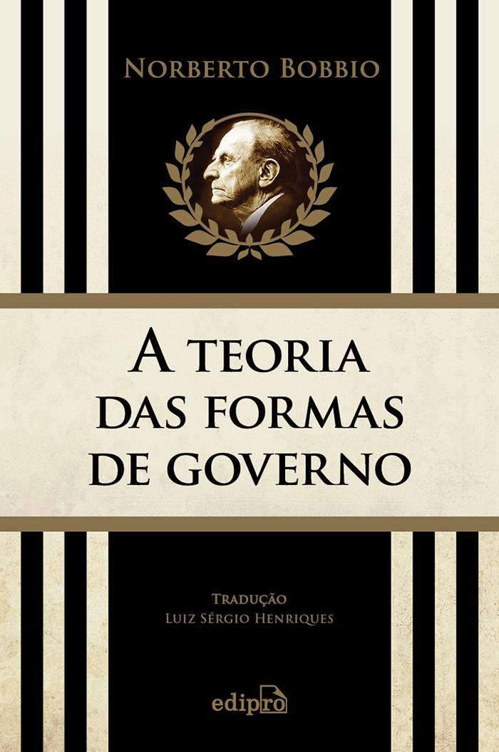 A teoria das formas de governo na história do pensamento político, livro de Norberto Bobbio