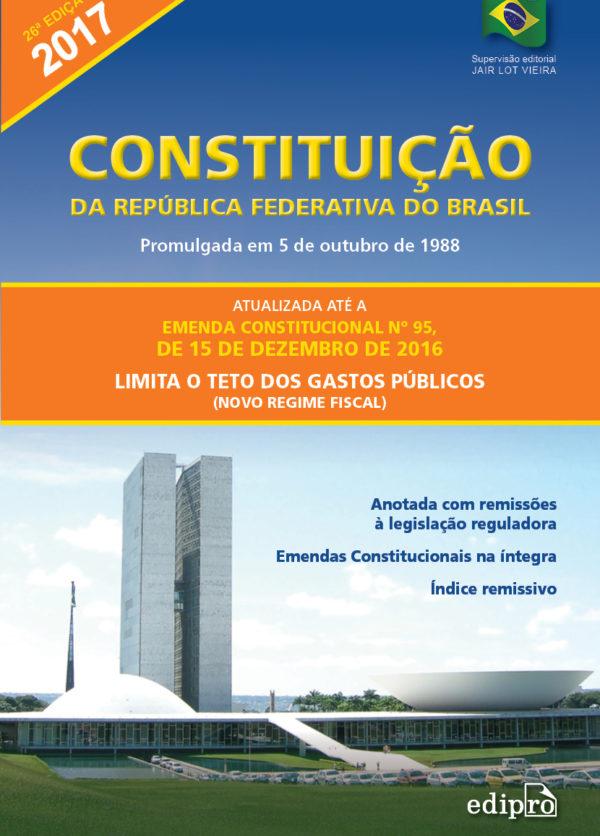 Constituição da República Federativa do Brasil, livro de Jair Lot Vieira