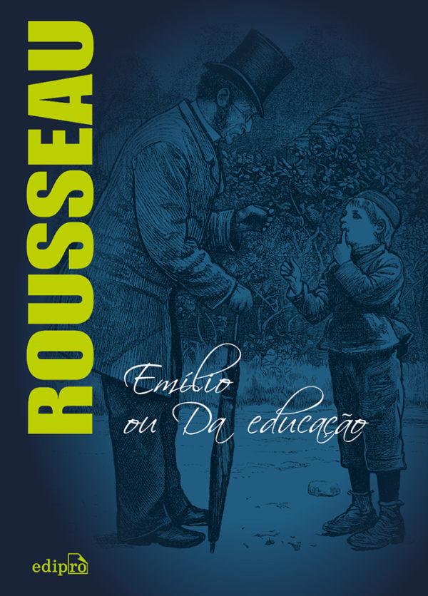 Emílio ou Da educação, livro de Jean-Jaques Rousseau