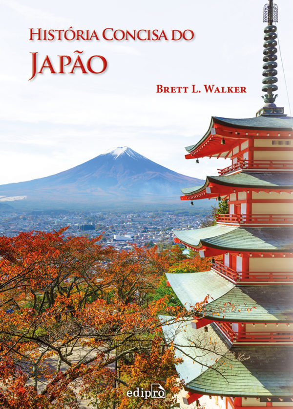 História concisa do Japão, livro de Brett L. Walker