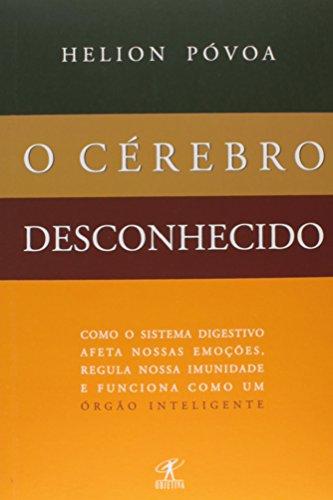 Cérebro Desconhecido, livro de Helion Póvoa