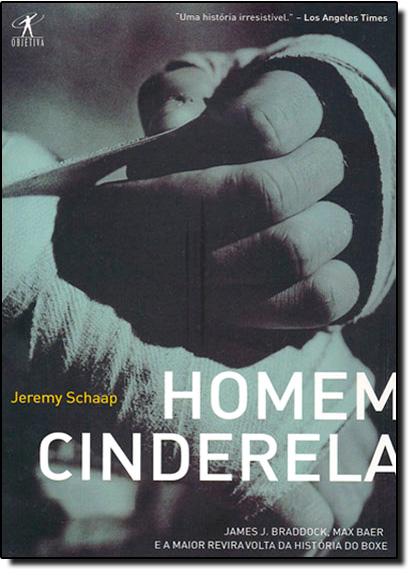 Homem Cinderela, livro de Jeremy Schaap