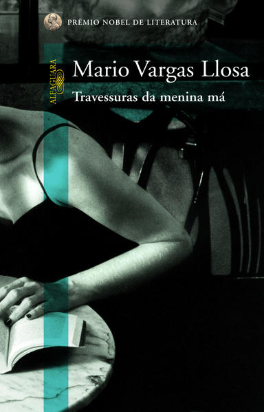Travessuras da menina má, livro de Mario Vargas Llosa