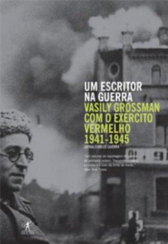 Um escritor na guerra, livro de Vassili Grossman