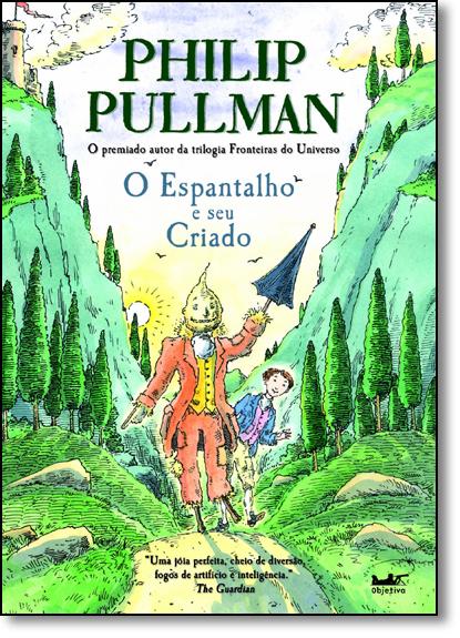 Espantalho e Seu Criado, O, livro de Philip Pullman