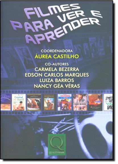 Filmes Para Ver e Aprender, livro de Aurea Castilho