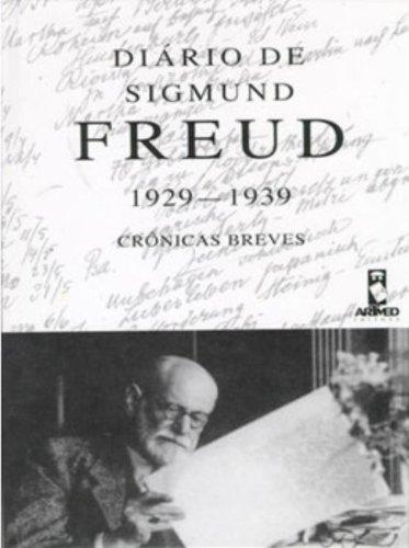 DIARIO DE SIGMUND FREUD(1929-1939), O, livro de Sigmund Freud