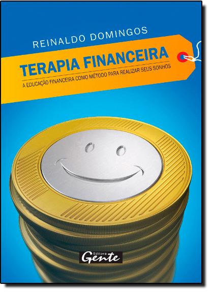 TERAPIA FINANCEIRA, livro de Reinaldo Domingos