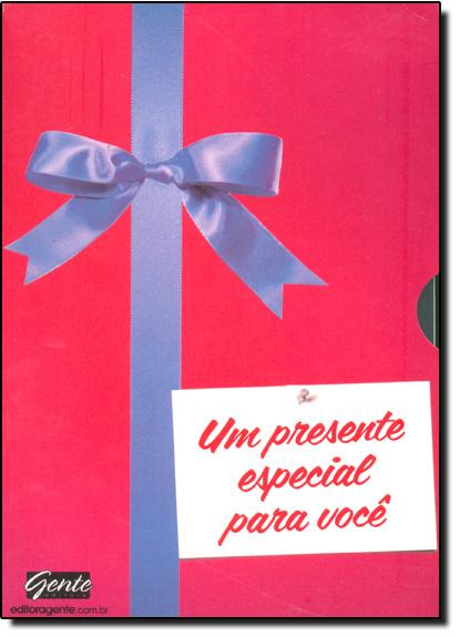Box Um Presente Para Você, livro de Roberto Shinyashiki