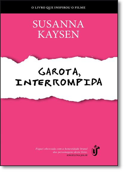 Garota, Interrompida, livro de Susanna Kaysen