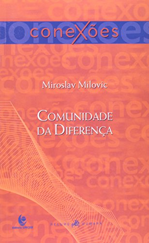 Comunidade da Diferença, livro de Miroslav Milovic