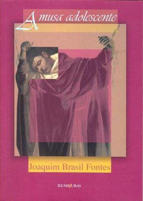 A musa adolescente, livro de Joaquim Brasil Fontes