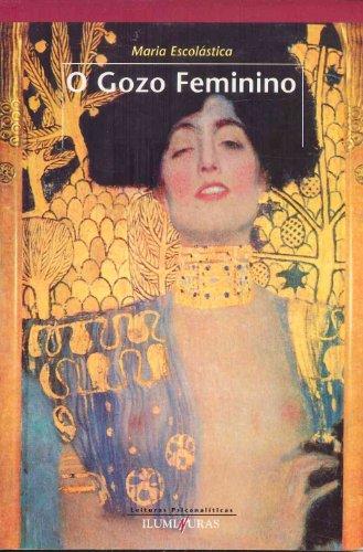 O gozo feminino, livro de Maria Escolástica