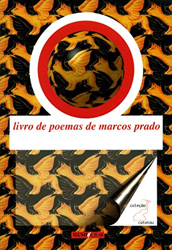 Livro de poemas, livro de Marcos Prado
