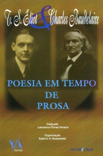 Poesia em tempo de prosa, livro de T. S. Eliot, Charles Baudelaire