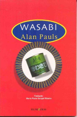 Wasabi, livro de Alan Pauls