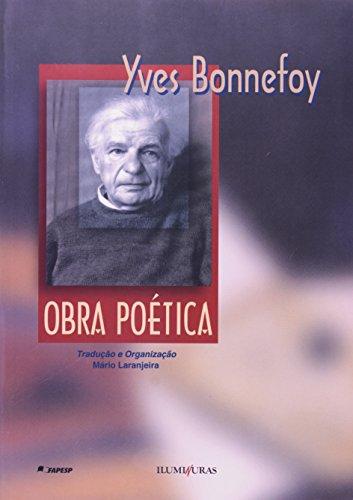 Obra poética, livro de Yves Bonnefoy