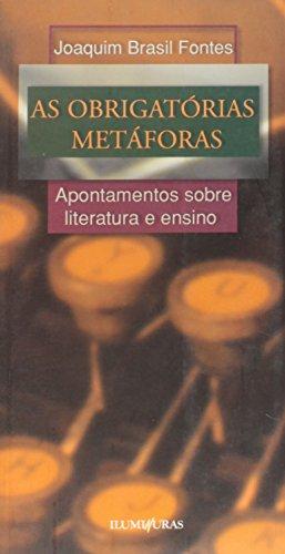 As obrigatórias metáforas, livro de Joaquim Brasil Fontes
