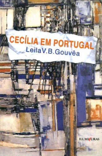 Cecília em Portugal, livro de Leila V. B. Gouvêa