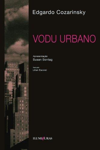 Vodu Urbano, livro de Edgardo Cozarinsky