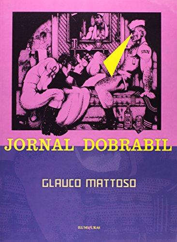 Jornal dobrabil, livro de Glauco Mattoso