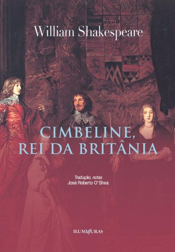 CIMBELINE, REI DA BRITÂNIA, livro de William Shakespeare