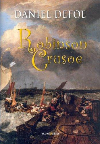 Robinson Crusoé, livro de Daniel Defoe
