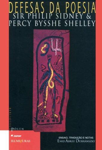 Defesas da poesia, livro de Sir Philip Sidney, Percy Bysshe Shelley