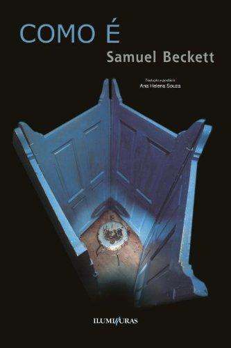 Como é, livro de Samuel Beckett