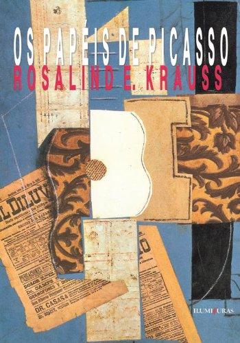 Os papéis de Picasso, livro de Rosalind E. Krauss