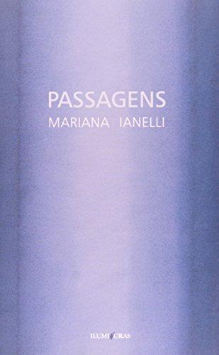 Passagens, livro de Mariana Ianelli