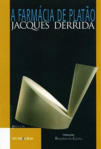A farmácia de Platão, livro de Jacques Derrida