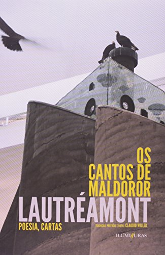 Os cantos de Maldoror - Cartas e poesias, livro de Lautréamont