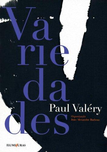 Variedades, livro de Paul Valéry