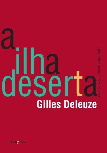 A ilha deserta, livro de Gilles Deleuze