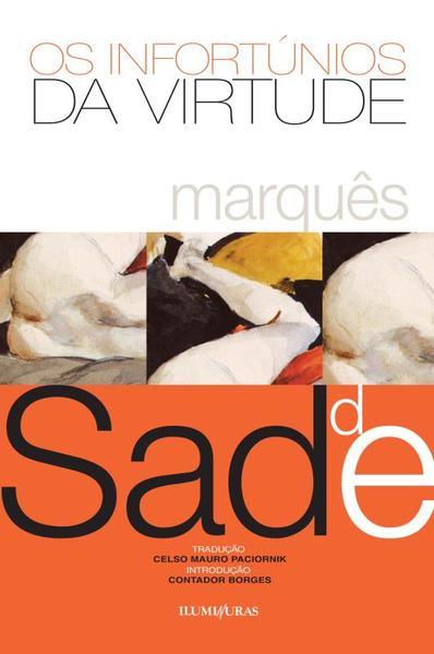 Os Infortúnios da virtude, livro de Marquês de Sade
