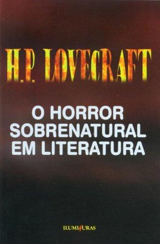O horror sobrenatural em literatura, livro de H. P. Lovecraft