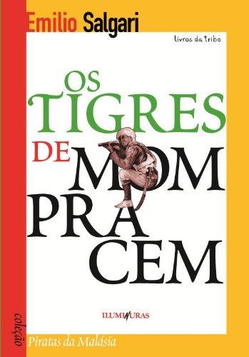 Os tigres de Mompracem, livro de Emilio Salgari