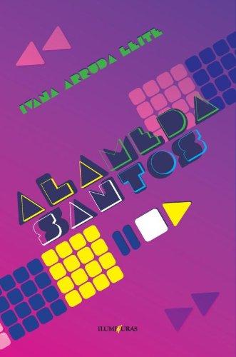 Alameda Santos, livro de Ivana Arruda Leite