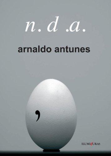 n.d.a., livro de Arnaldo Antunes