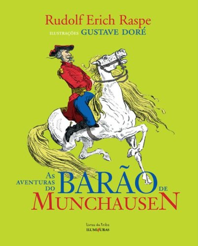 As aventuras do Barão de Munchausen, livro de Rudolf Erich Raspe