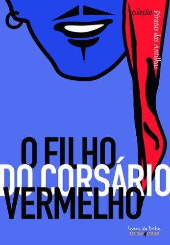 O filho do corsário vermelho, livro de Emilio Salgari