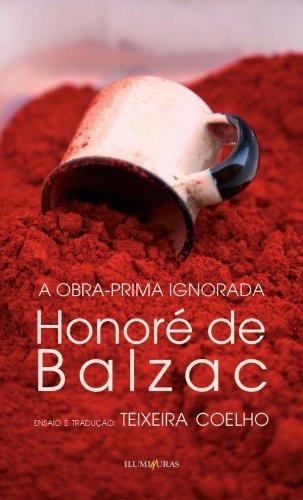 A obra-prima ignorada, livro de Honoré de Balzac