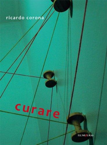 Curare, livro de Ricardo Corona