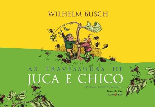 As travessuras de Juca e Chico, livro de Wilhelm Busch