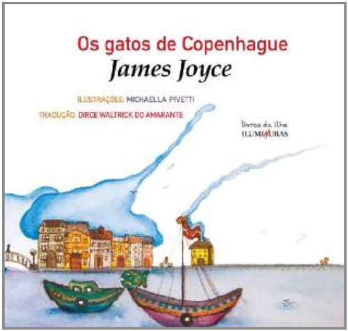 Os gatos de Copenhague, livro de James Joyce