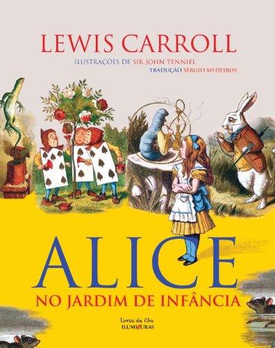 Alice no jardim de infância, livro de Lewis Carroll
