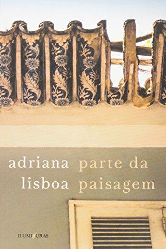Parte da paisagem, livro de Adriana Lisboa