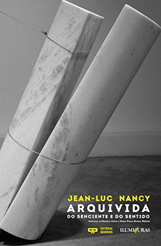 Arquivida, livro de Jean-luc Nancy