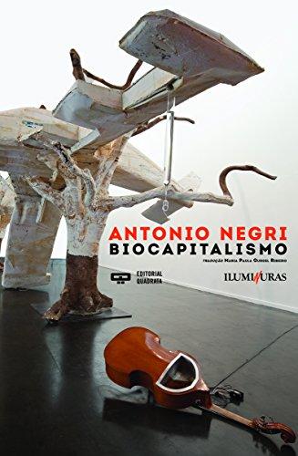 Biocapitalismo, livro de Antonio Negri